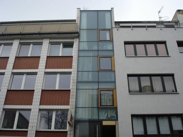 Das schmalste Haus Kölns