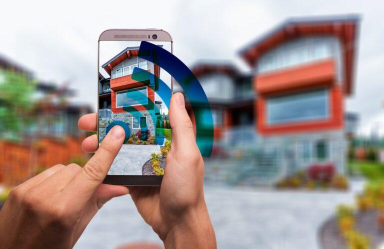 Smart Home – steuern Sie Geräte und Einbruchssicherungen im Haus per Smartphone
