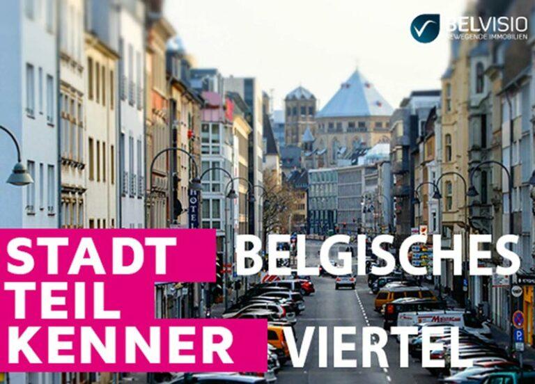 Stadtteilkenner Belgisches Viertel