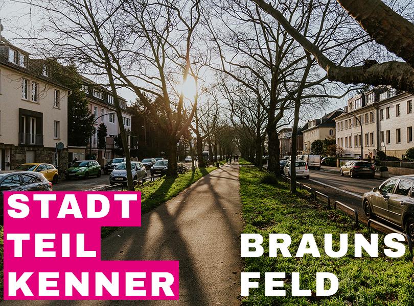 Stadtteilkenner Braunsfeld