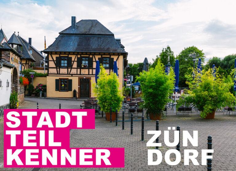 Stadtteilkenner Zündorf