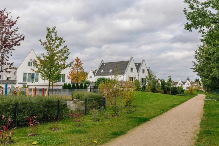 Sürth Kleinstadtleben