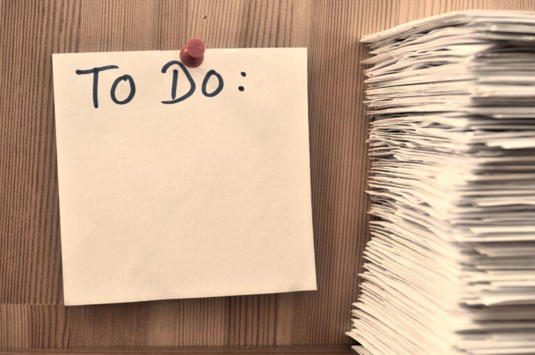 Die Umzug-Checkliste: So gelingt der stressfreie Einzug ins Eigenheim